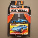 Matchbox 2017 Best Of Series Lamborghini Miura P400 S