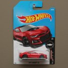 Hot Wheels 2017 Camaro Fifty '17 Camaro ZL1 (red)