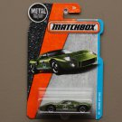 Matchbox 2017 MBX Adventure City Ford GT-40 (green)