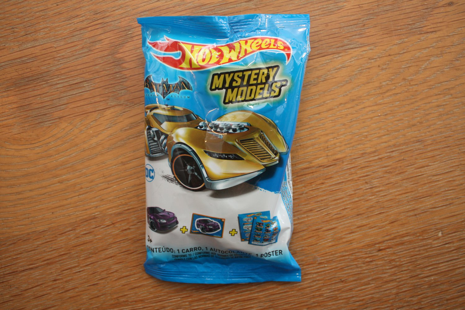 Hot Wheels 2017 Mystery Models Series 2 '74 Brazilian Dodge Charger (#12 of 12)