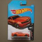 Hot Wheels 2017 Camaro Fifty '13 Hot Wheels Chevy Camaro Special Edition (orange)