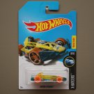 Hot Wheels 2017 X-Raycers Arrow Dynamic (yellow/teal) (Treasure Hunt)