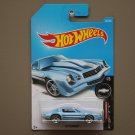Hot Wheels 2017 Camaro Fifty '81 Camaro (blue)