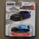 Jada Toys 2017 JDM Tuners '02 Mitsubishi Lancer Evolution 7