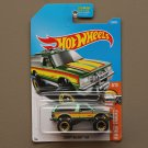 Hot Wheels 2017 HW Hot Trucks Chevy Blazer 4x4 (green)