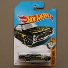 Hot Wheels 2017 Muscle Mania '67 Pontiac GTO (black)