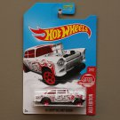 Hot Wheels 2017 HW Flames '55 Chevy Bel Air Gasser (Target Excl. Red Edition)