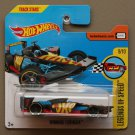 Hot Wheels 2017 Legends Of Speed Winning Formula (black) (Treasure Hunt)