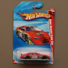 Hot Wheels 2010 Race World Speedway Dodge Charger Stock Car (red)