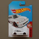 Hot Wheels 2017 Then And Now '90 Honda CIvic EF (white)