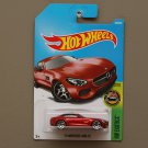 Hot Wheels 2017 HW Exotics '15 Mercedes Benz AMG GT (dark orange)