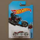 Hot Wheels 2017 HW Moto Blast Lane (red) (Treasure Hunt)