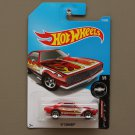 Hot Wheels 2017 Camaro Fifty '67 Camaro (red)