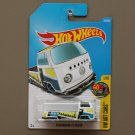 Hot Wheels 2017 HW Art Cars Volkswagen T2 Pickup (white)