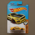 Hot Wheels 2017 Muscle Mania Ford Shelby GT350R (yellow)