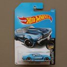 Hot Wheels 2017 Nightburnerz '70 Chevy Chevelle (blue)