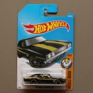 Hot Wheels 2017 Muscle Mania '69 Dodge Charger 500 (black)