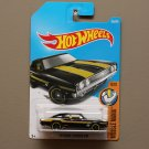 Hot Wheels 2017 Muscle Mania '69 Dodge Charger 500 (black) (SEE CONDITION)