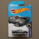Hot Wheels 2017 HW Screen Time Dodge Ice Charger (grey) (Fate Of The Furious)