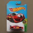 Hot Wheels 2017 HW Exotics Renault Sport R.S. 01 (red)