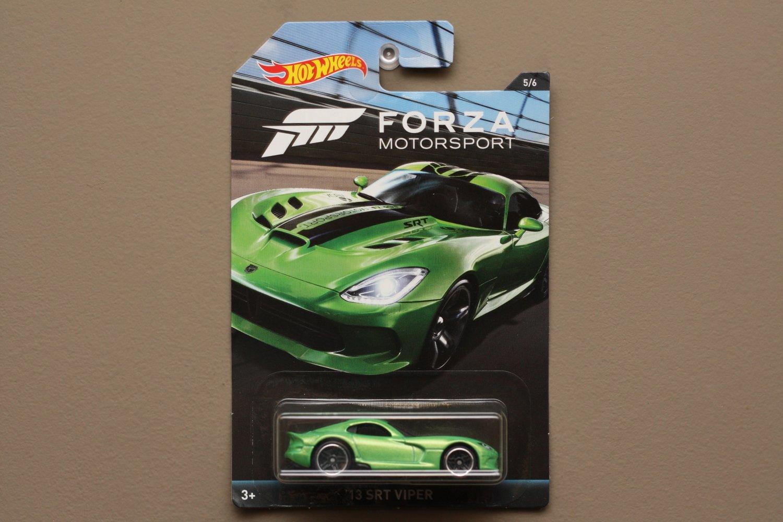 Hot Wheels 2017 Forza Motorsport '13 SRT Viper