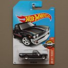Hot Wheels 2017 HW Hot Trucks Datsun 620 (black) (SEE CONDITION)
