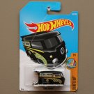 Hot Wheels 2017 Surf's Up Volkswagen Kool Kombi (black) (SEE CONDITION)
