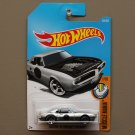 Hot Wheels 2017 Muscle Mania Custom '69 Pontiac Firebird (ZAMAC silver) (SEE CONDITION)