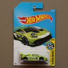 Hot Wheels 2017 HW Speed Graphics Lamborghini Huracan LP 620-2 Super Trofeo (green) (SEE CONDITION)