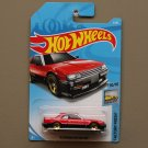 Hot Wheels 2018 Factory Fresh '82 Nissan Skyline [R30] (red/black)