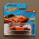 Hot Wheels 2017 Factory Fresh Custom Datsun 240Z (orange) (Fugu Z) (SEE CONDITION)