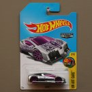 Hot Wheels 2017 HW Art Cars Zotic (ZAMAC silver - Walmart Excl.)
