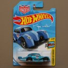 Hot Wheels 2018 Legends Of Speed Volkswagen Kafer Racer (Beetle) (blue) (Magnus Walker)