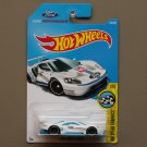 Hot Wheels 2017 HW Speed Graphics '16 Ford GT Race (white) (SEE CONDITION)