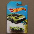 [WHEEL ERROR] Hot Wheels 2017 HW Speed Graphics Lamborghini Huracan LP 620-2 Super Trofeo (green)