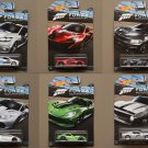 Hot Wheels 2017 Forza Motorsport (COMPLETE SET OF 6) (Ford, McLaren, BMW, Lamborghini, Viper, AMC)