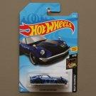 Hot Wheels 2018 Nightburnerz Custom Datsun 240Z (blue)