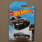 Hot Wheels 2018 Nightburnerz Custom '01 Acura Integra GSR (black) (SEE CONDITION)
