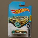 Hot Wheels 2017 Super Chromes Pharodox (gold) (Treasure Hunt)