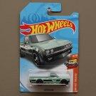 Hot Wheels 2018 HW Hot Trucks Datsun 620 (vintage green)