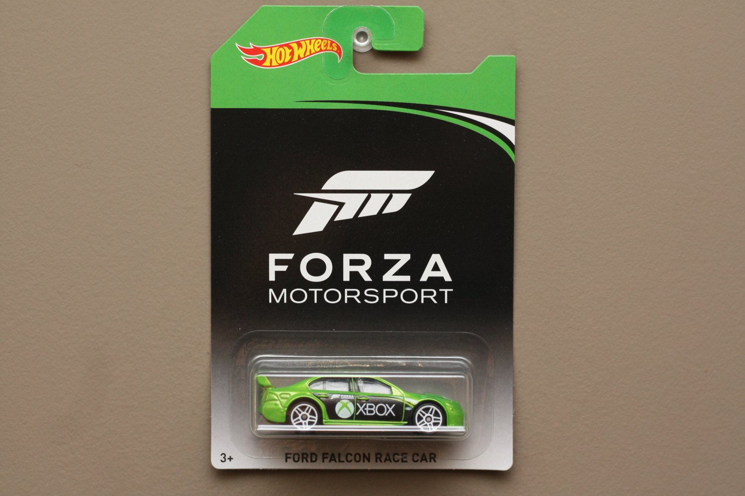 Hot Wheels 2017 Forza Motorsport Ford Falcon Race Car (CHASE CAR)