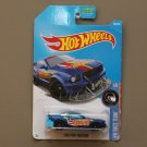 Hot Wheels 2017 HW Race Team '05 Ford Mustang (blue) (SEE CONDITION)