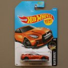 Hot Wheels 2017 Nightburnerz '17 Nissan GT-R [R35] (orange)