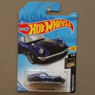 Hot Wheels 2018 Nightburnerz Custom Datsun 240Z (blue) (SEE CONDITION)