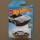 Hot Wheels 2018 Factory Fresh '90 Acura NSX (silver) (SEE CONDITION)