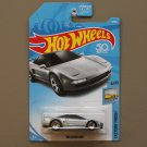 Hot Wheels 2018 Factory Fresh '90 Acura NSX (silver)
