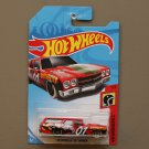 Hot Wheels 2018 HW Daredevils '70 Chevelle SS Wagon (red)
