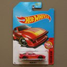 Hot Wheels 2017 Then And Now Mazda RX-7 (red) (Kmart Excl.) (SEE CONDITION)