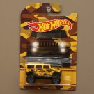 Hot Wheels 2017 Camo Trucks Hummer H2