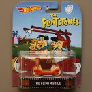 Hot Wheels 2018 Retro Entertainment The Flintmobile (The Flintstones)